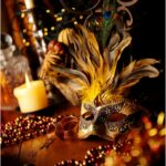 Top 10 DIY Mardi Gras Carnival Face Masks | Top Inspired
