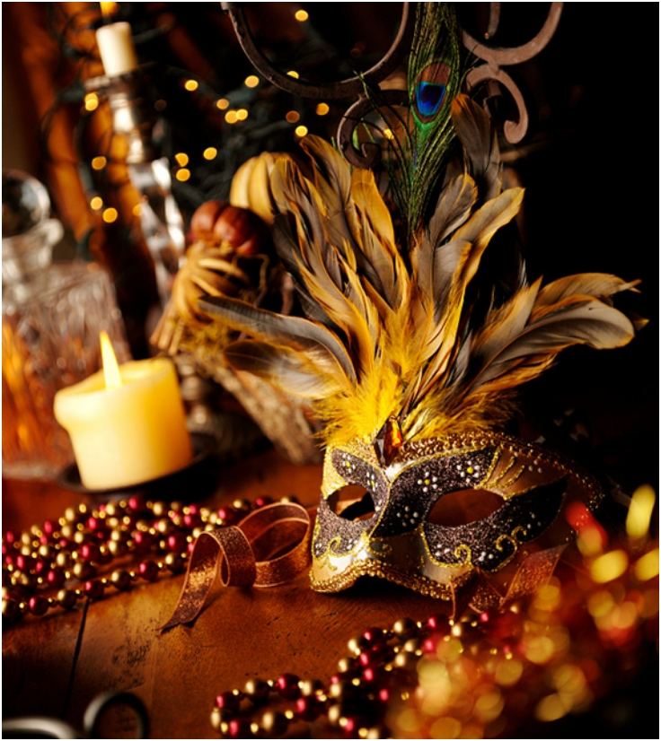 Top 10 Diy Mardi Gras Carnival Face Masks Top Inspired