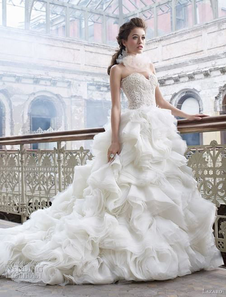 top 10 ideas for your dream wedding dress top inspired With dream wedding dress