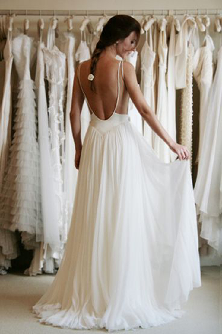 Top 10 Ideas For Your Dream Wedding Dress