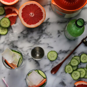 Top 10 Refreshing And Healthy Cucumber Drinks | Top Inspired