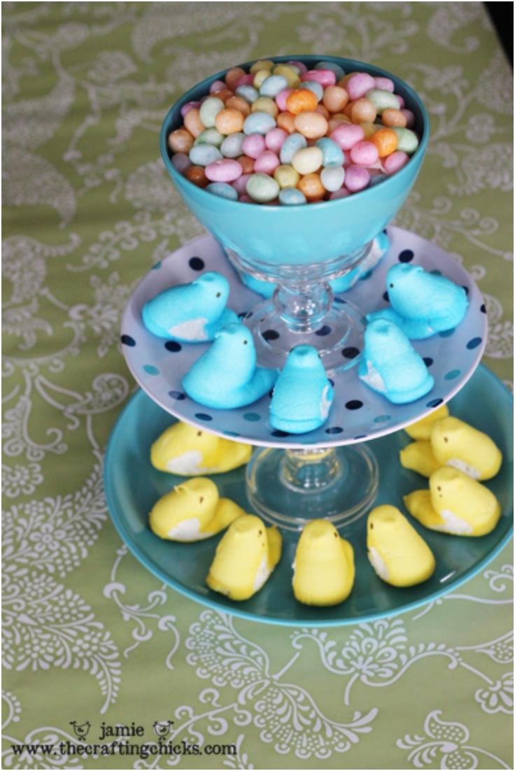 Top 10 Sweet DIY Cake And Cupcake Stands