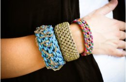 Top 10 Vibrant DIY Bangle Bracelets | Top Inspired