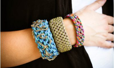 Top 10 Vibrant DIY Bangle Bracelets | Top Inspired
