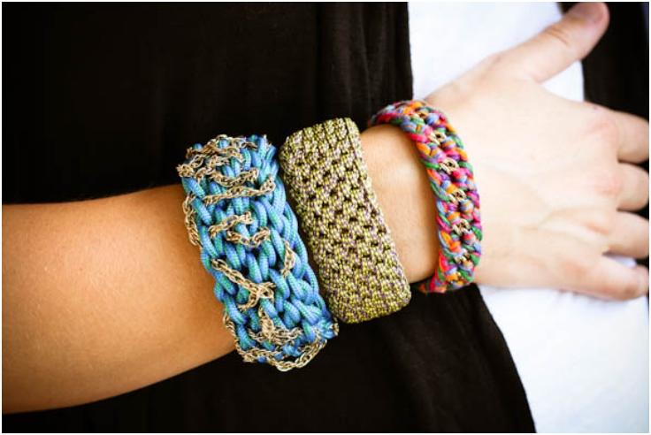 Top 10 Vibrant DIY Bangle Bracelets