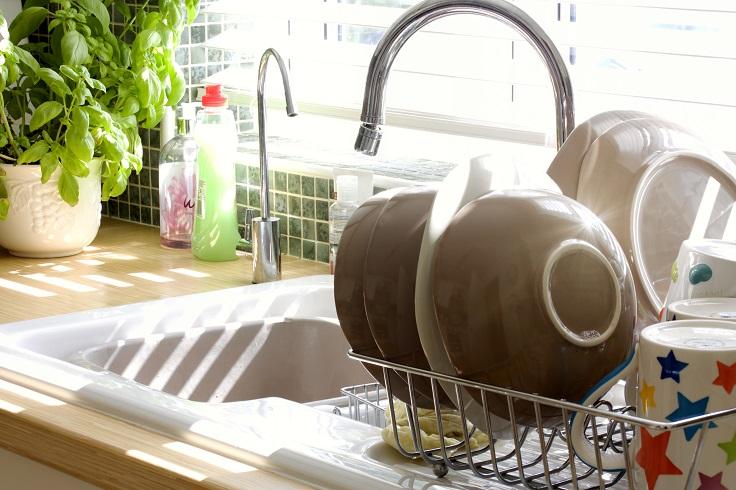 delightful Best Kitchen Sink Cleaner #7: Top 10 Best Kitchen Sink Cleaning Tips