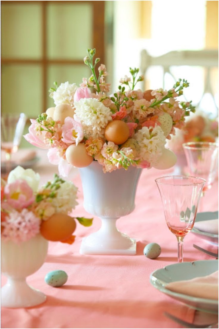 Bouquet-With-Flowers-And-Easter-Eggs