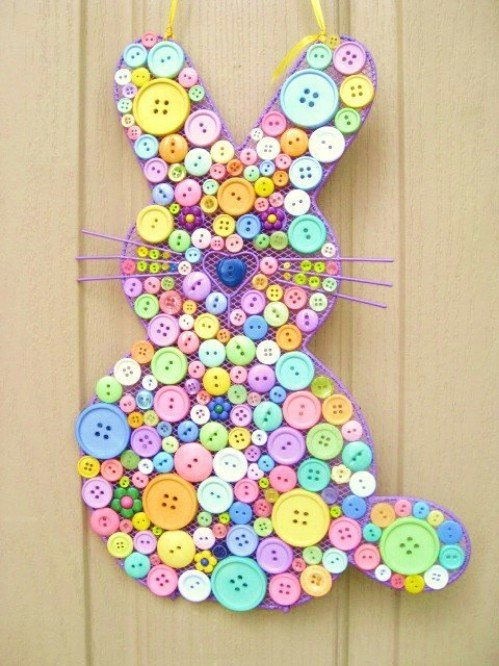 Top 10 DIY Home Decorations For Easter That Will Bring Smile On Your Face. #8 Will Amaze Your Friends For Sure.