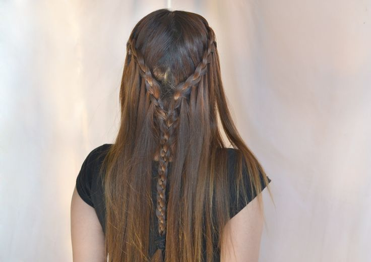 Cascade-Waterfall-Braid