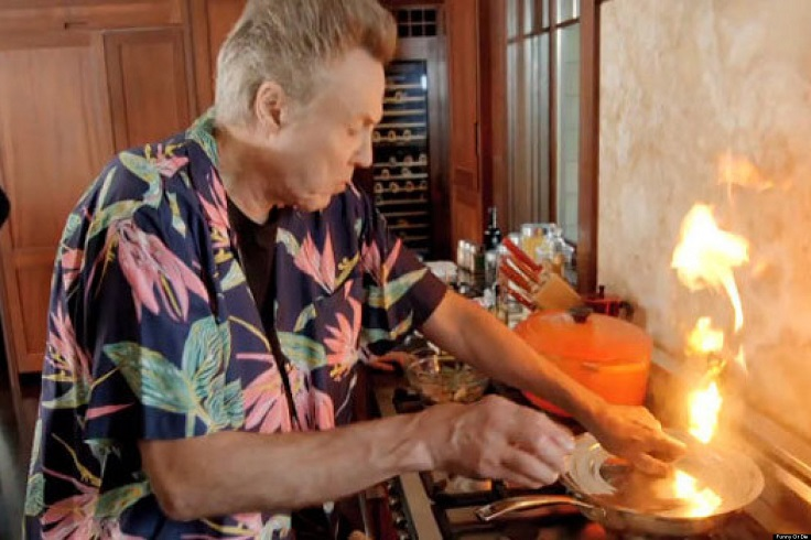 Top 10 Celebrities With Superior Taste In Cooking