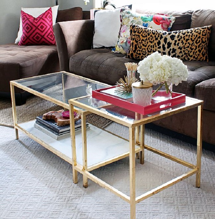Coffee-Table-with-Golden-Accents