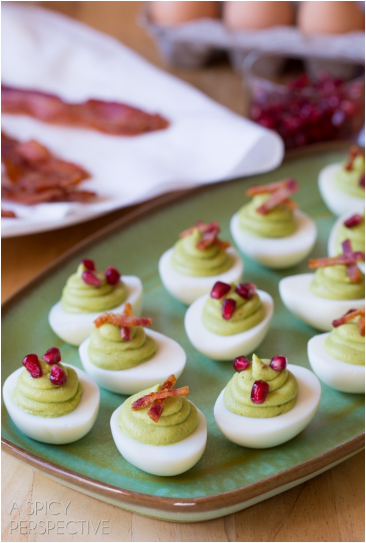 Top 10 Devilishly Delicious Deviled Eggs - Top Inspired