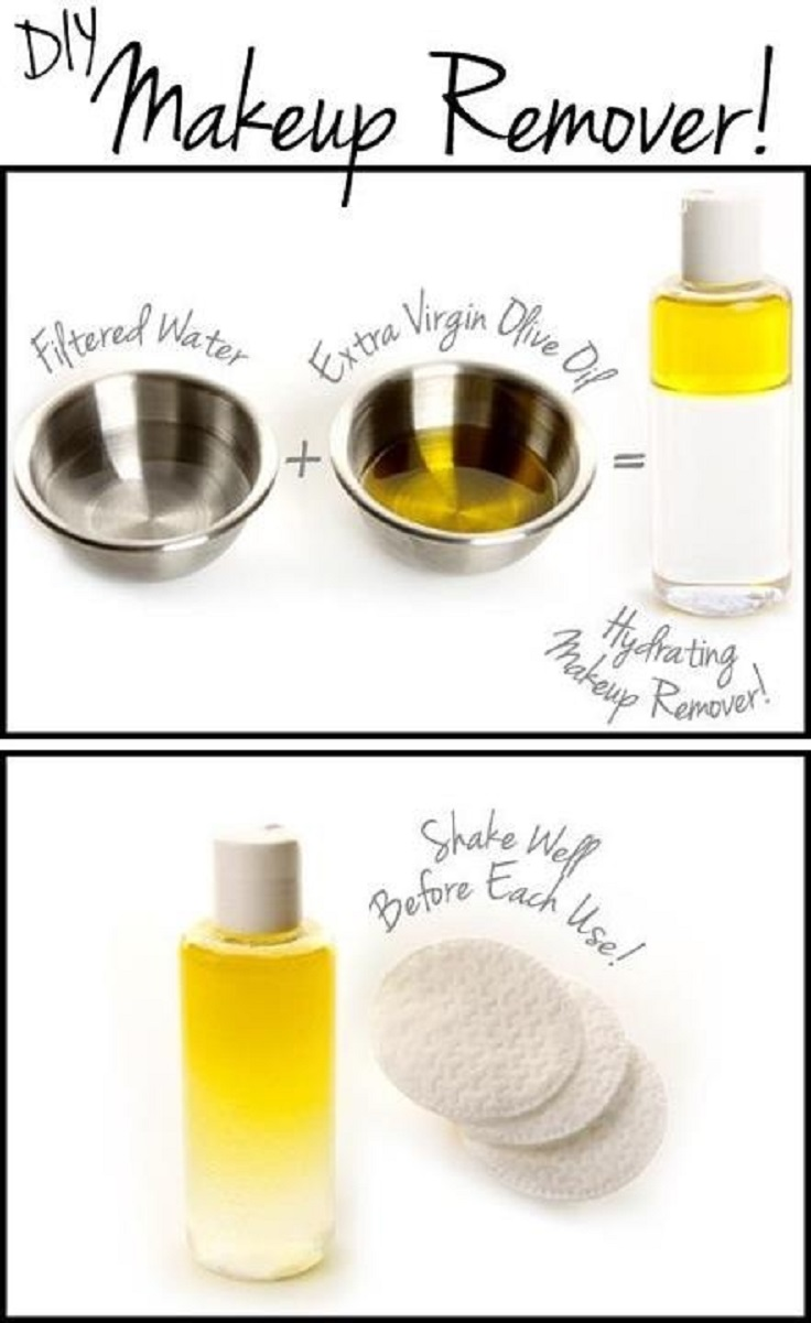 Top 10 DIY Coconut Oil Beauty Products - Top Inspired