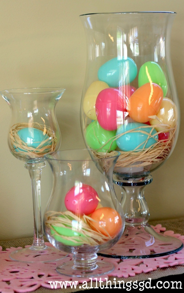 Top 10 DIY Home Decorations For Easter That Will Bring ...