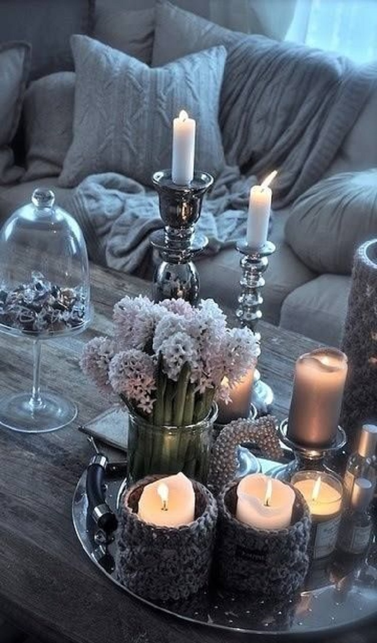 Top 10 best coffee table decor ideas top inspired for Tafeldecoratie salontafel