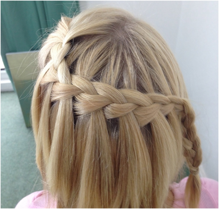 Easy-Waterfall-Braid