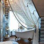 Top 10 Ways to Include Curtains in Your Bathroom Decor | Top Inspired