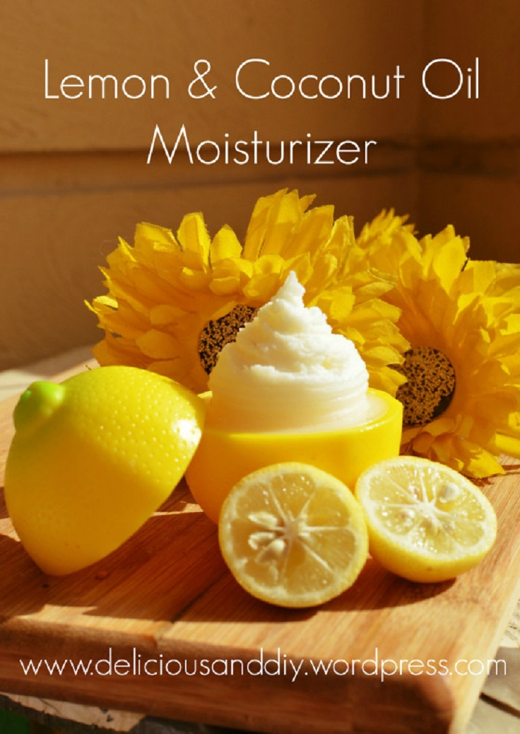 Lemon-Coconut-Oil-Moisturizer