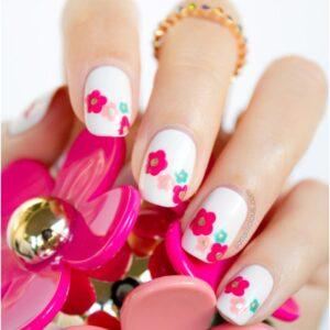 Top 10 Spring Welcoming Floral Nail Art Tutorials | Top Inspired