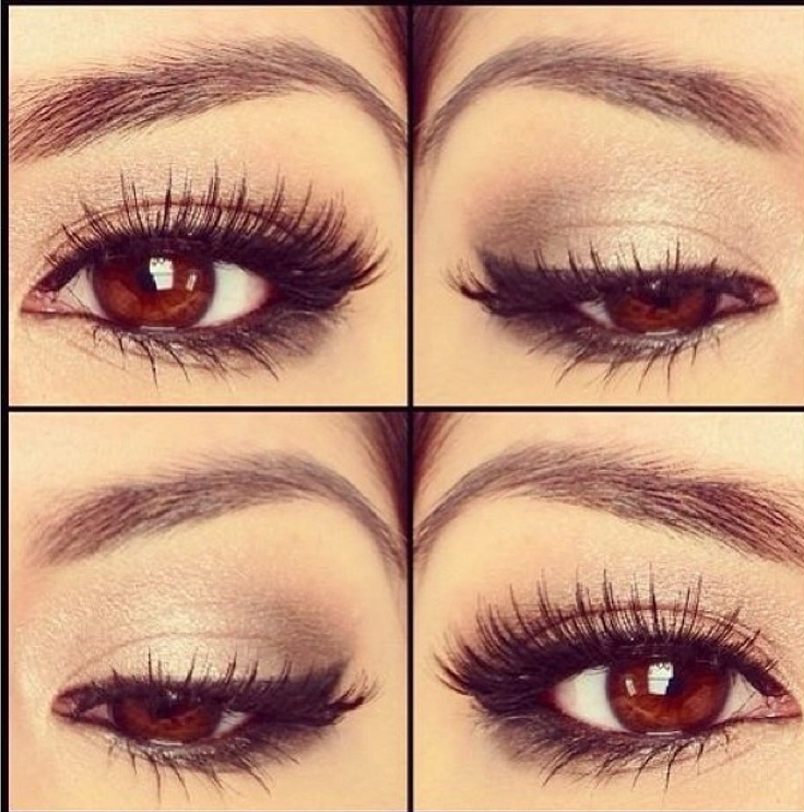 wedding makeup ideas for brown eyes top 10 makeup look ideas 9815