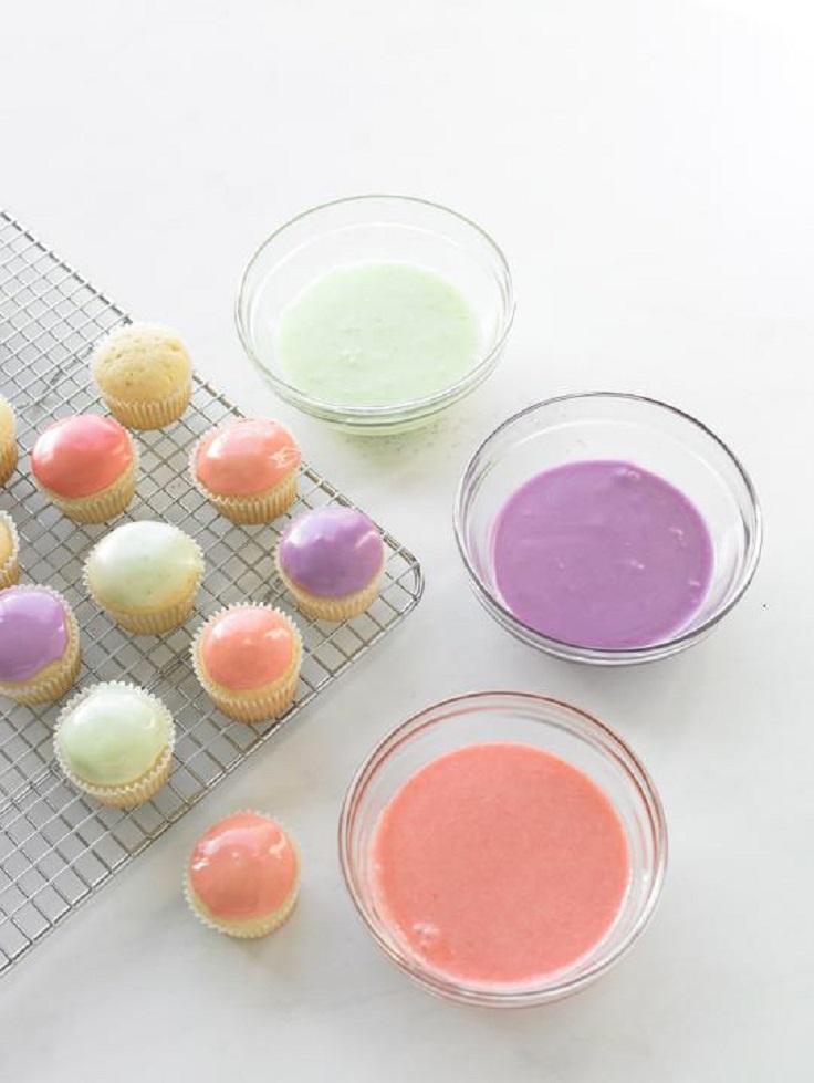 Pastel-Cupcakes
