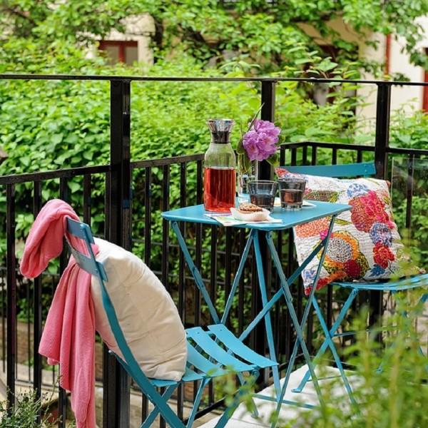 20 Inspiring Balcony Decorating Ideas: Top 10 Inspiring Decor Ideas For Small Balconies