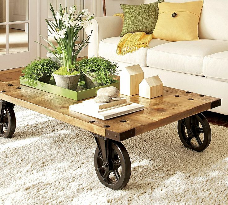 Spring-Inspired-Coffee-Table