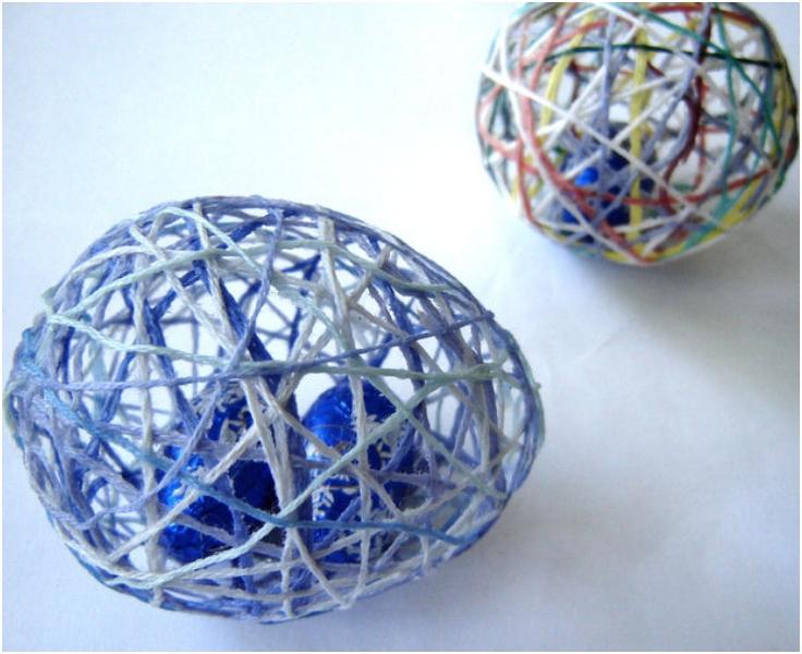 String-Easter-Eggs