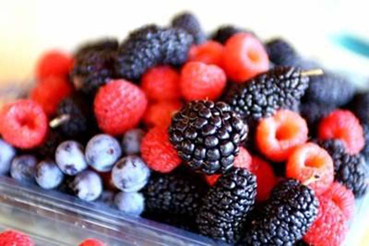 Top 10 Cellulite Food Busters