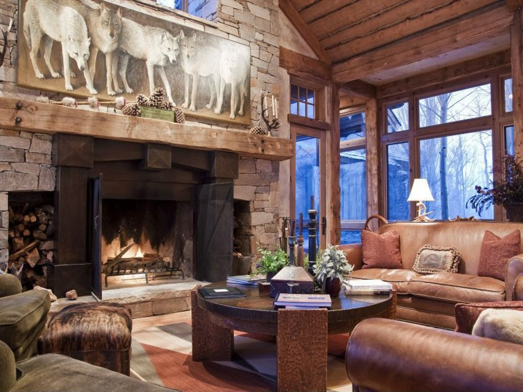 10 Large Living Room Ideas To Fall In Love With: Top 10 Rustic Home Decorations. You Would Love #7