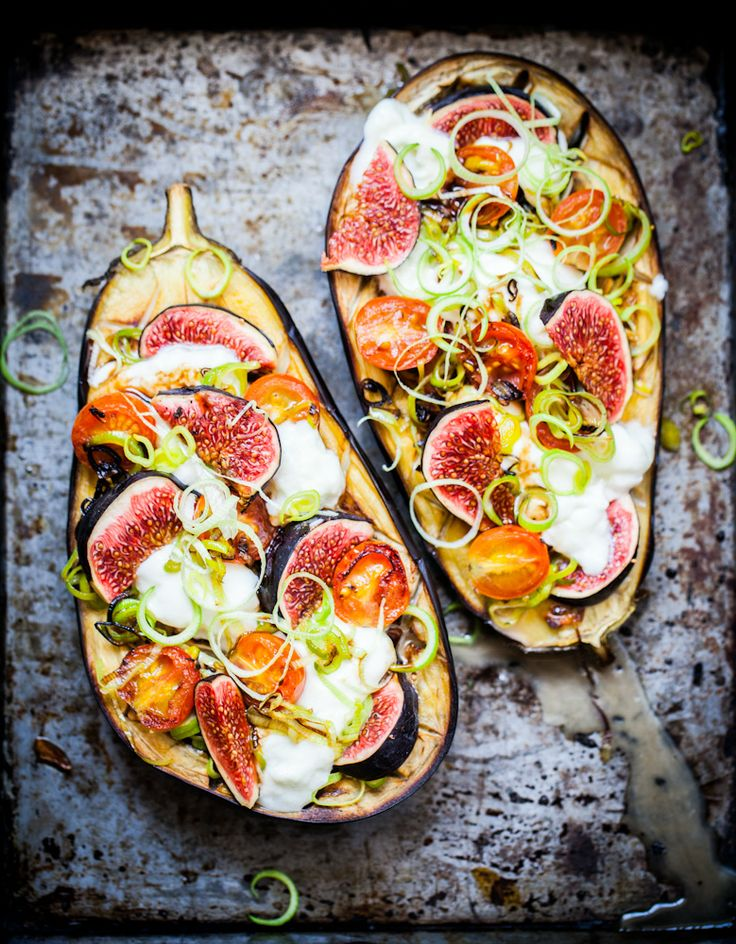 Baked-Eggplant-with-Mozzarella-Figs