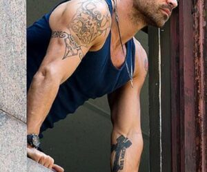 Top 10 Male Celebrity Tattoos
