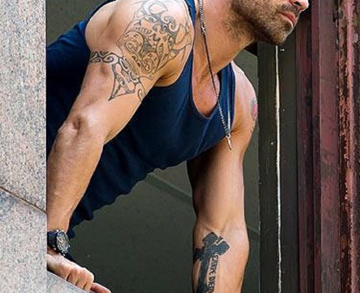 Top 10 Male Celebrity Tattoos Top Inspired