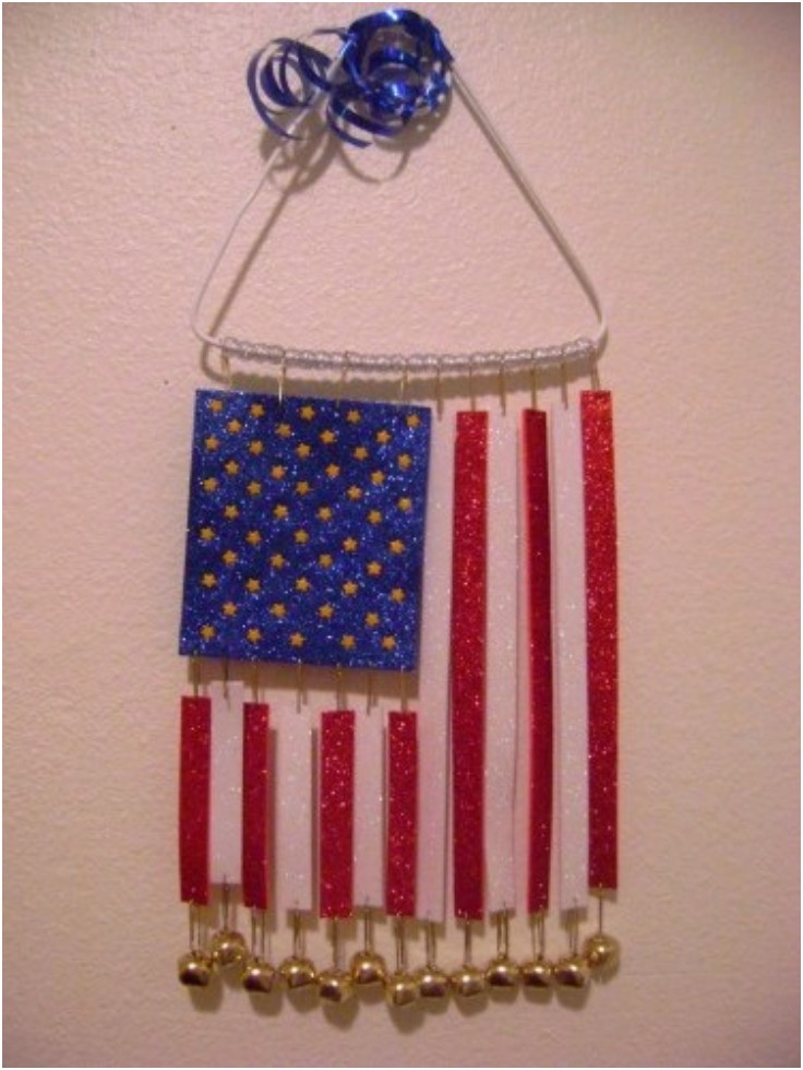 Flag-Windchime