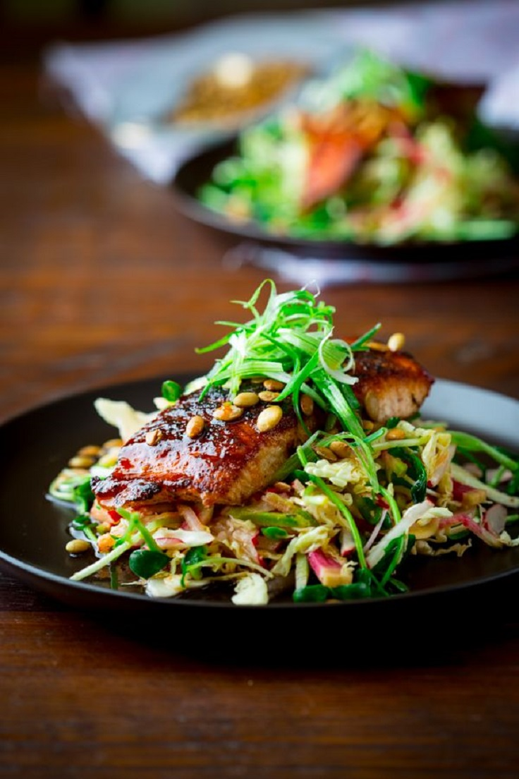 Hot-and-sweet-slaw-with-jerk-spice-salmon