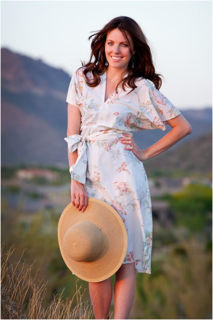 Top 10 Free Sewing Patterns For Breezy Summer Dresses