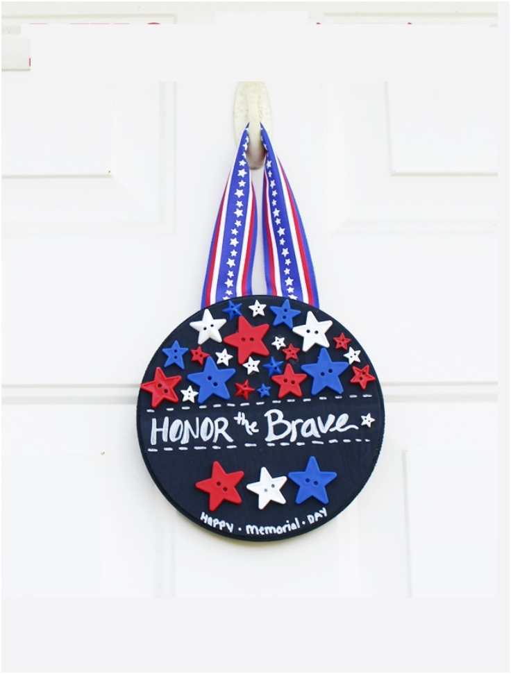 Patriotic-Door-Decor