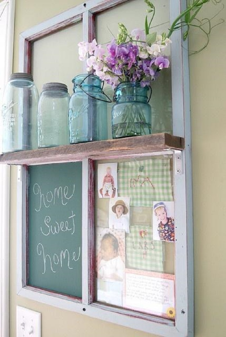 Shelf-and-Chalkboard-Paint-to-an-Old-Window