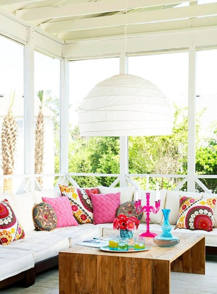 Top 10 Summer Inspired Home Decorations