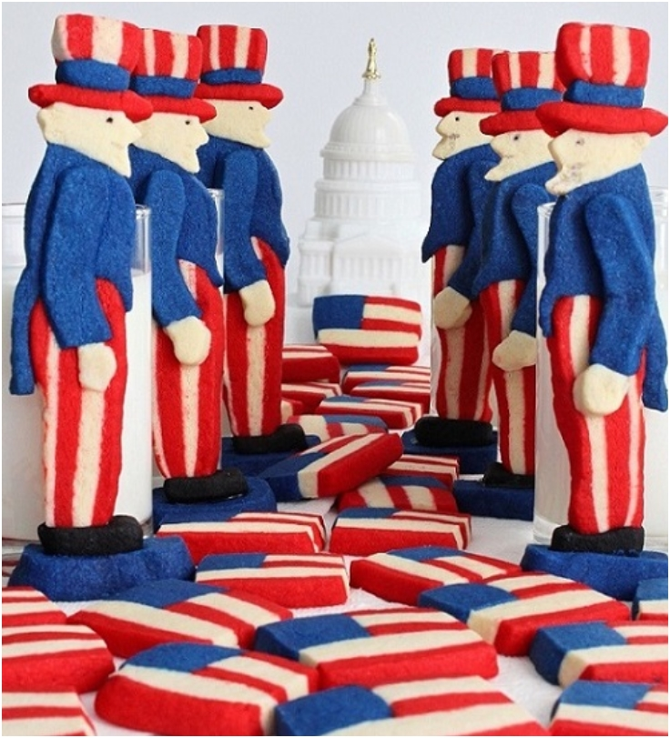 Uncle-Sam-Flag-Cookies