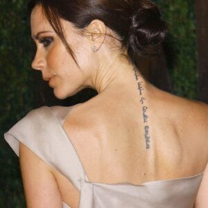 Top 10 Female Celebrity Tattoos   Top Inspired