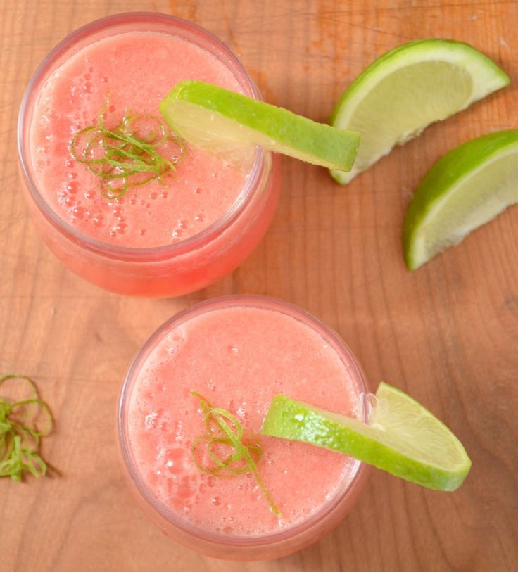 Watermelon-Smoothie