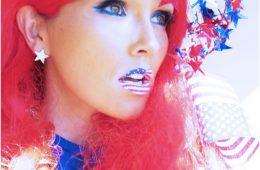 Top 10 Fabulous 4th July Makeup Tutorials   Top Inspired
