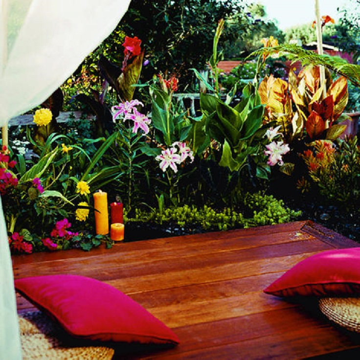 Top 10 Ideas How To Transform Your Backyard In Paradise