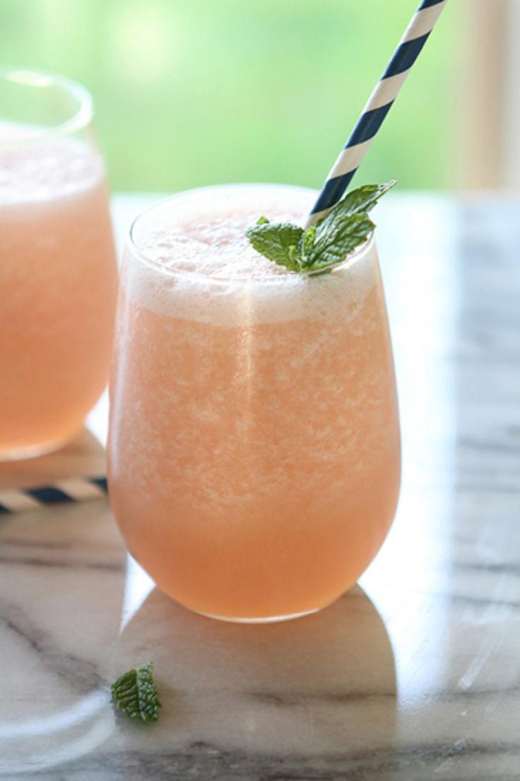 Blended-Grapefruit-Limeade