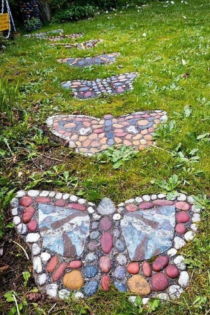 Butterfly-Stepping-Stones