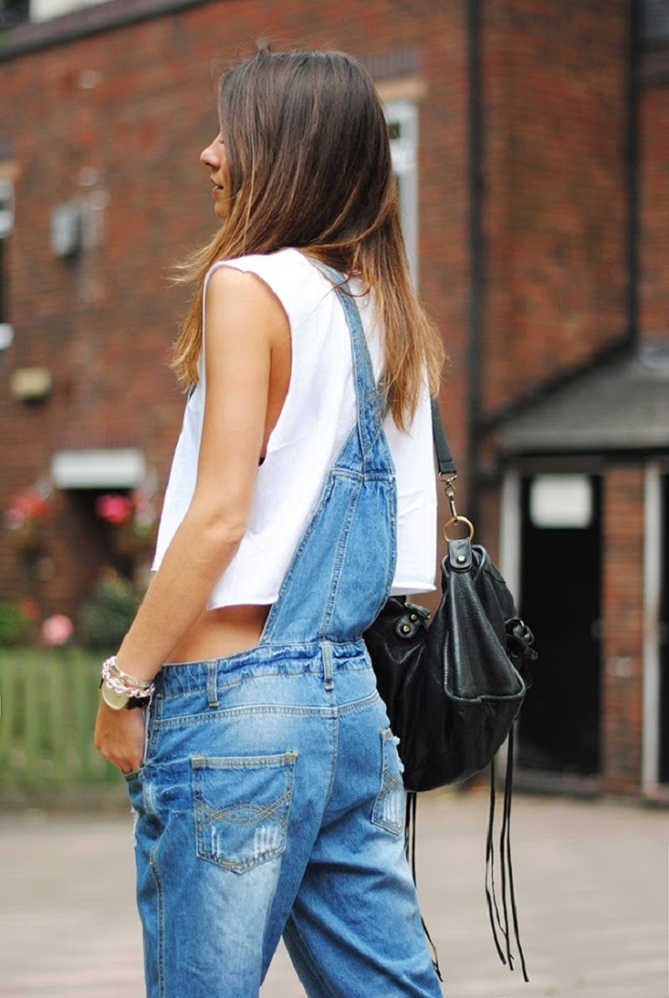Top 10 Ways How To Wear A Crop Top