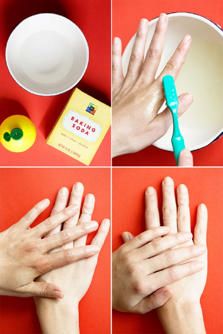 Top 10 Beauty Tricks You Can Do With A Toothbrush