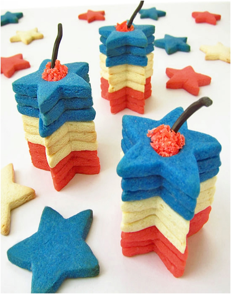 Top 10 Firecracking 4th Of July Sweets