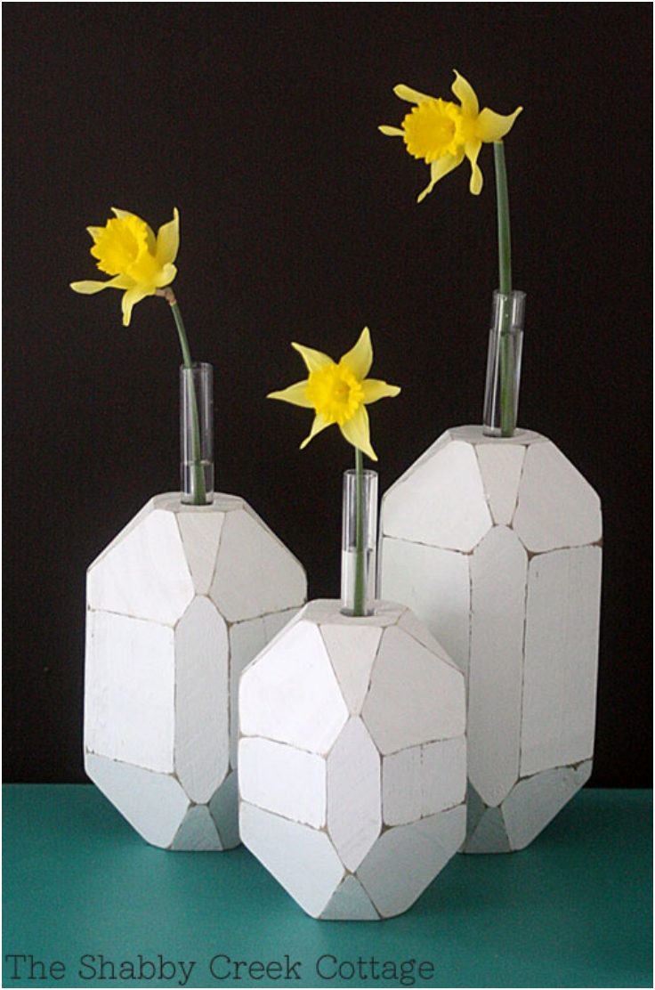 Faceted-Bud-Vases